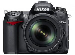 Free Nikon d7000
