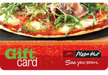 free pizza hut gift cards
