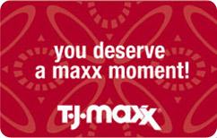 free tj maxx gift cards