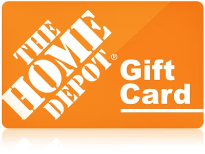 Free Home Depot gift card - Yes that is right its Free